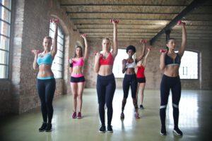 Fitness-Kurse nur noch online